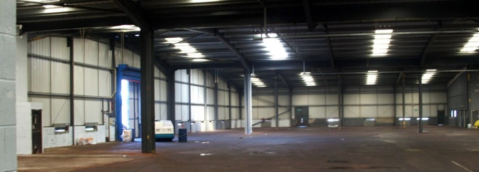 Industrial Building Cleaning